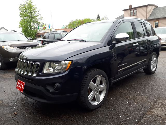 2011 Jeep Compass           in Oshawa, Ontario