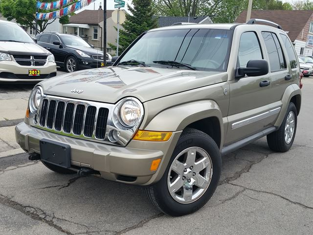 2006 Jeep Liberty Limited in Hamilton, Ontario