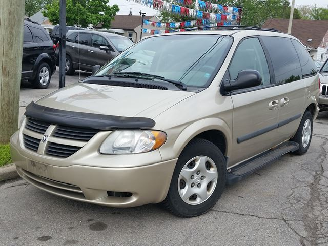 2006 Dodge Caravan As Is in Hamilton, Ontario