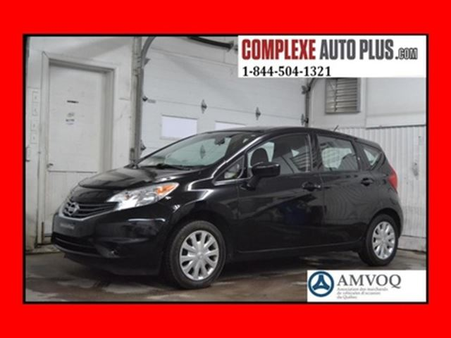 2015 NISSAN Versa S *A/C,Bluetooth in Saint-Jerome, Quebec
