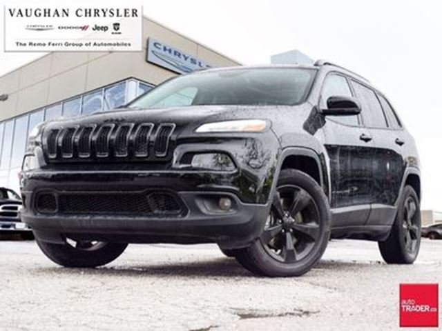 2017 JEEP CHEROKEE High Altitude in Woodbridge, Ontario