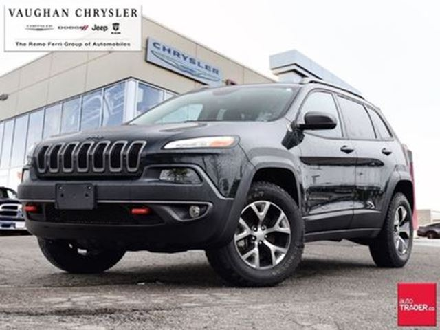 2017 JEEP CHEROKEE Trailhawk in Woodbridge, Ontario