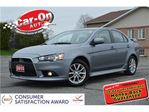 2015 Mitsubishi Lancer SE LIMITED SUNROOF HTD SEATS ALLOYS ONLY 49, 000 K in Ottawa, Ontario