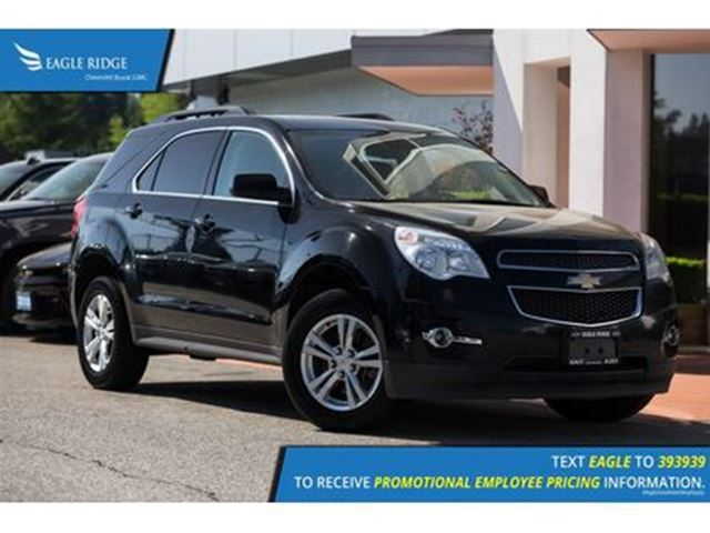 2013 CHEVROLET EQUINOX 1LT A/C, Heated Seats in Coquitlam, British Columbia