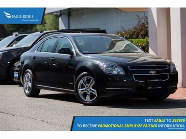2010 CHEVROLET MALIBU LT Platinum Edition Sunroof, Power Seats in Coquitlam, British Columbia