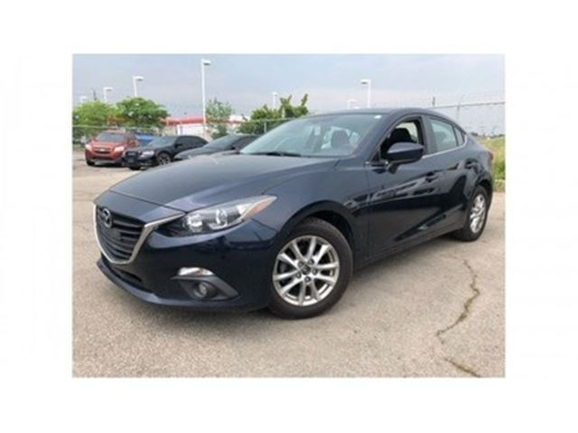 2014 MAZDA MAZDA3 GS-SKY MOONROOF MAGS COLOR DISPLAY SCREEN in St Catharines, Ontario