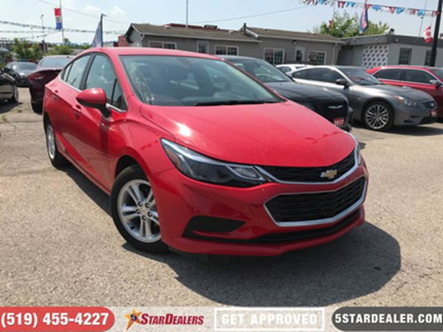 2018 CHEVROLET CRUZE LT   CAM   HEATED SEATS in London, Ontario