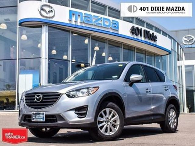 2016 MAZDA CX-5 GX, NO ACCIDENTS, 1.9% FIANNCE, NAV READY in Mississauga, Ontario
