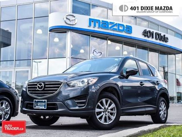 2016 MAZDA CX-5 GX, 1.9% AVAILABLE, ONE OWNER, NAV READY in Mississauga, Ontario
