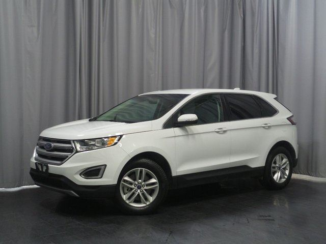 2017 FORD EDGE SEL AWD*Accident Free/Local Vehicle* in Winnipeg, Manitoba