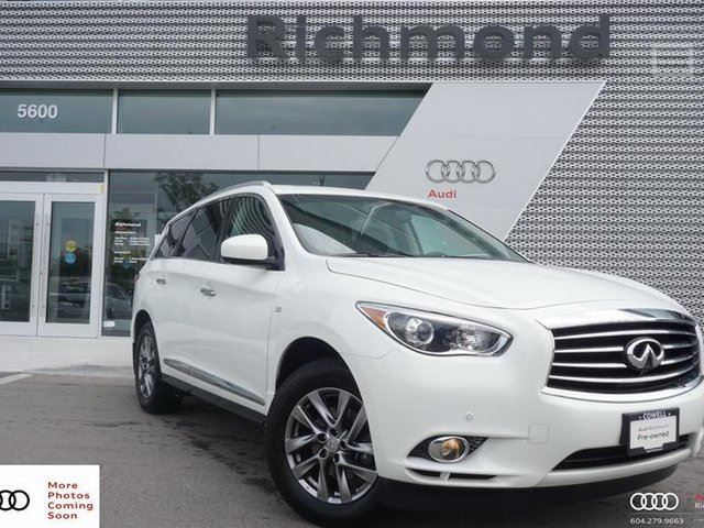 2014 INFINITI QX60 Base in Richmond, British Columbia
