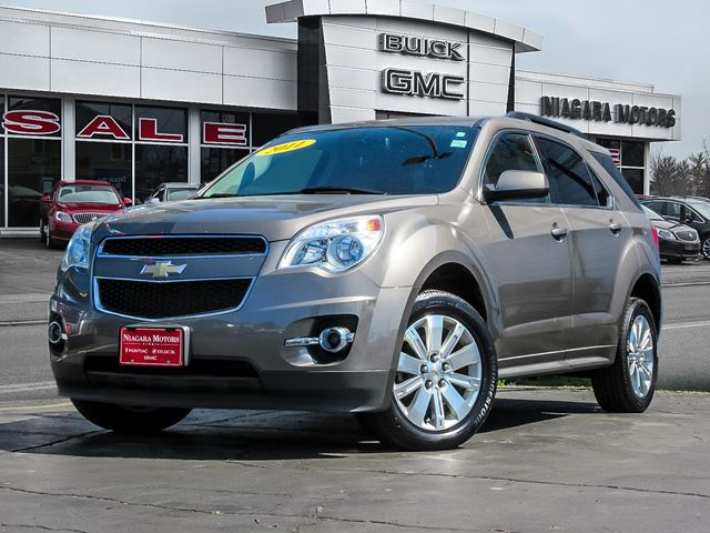 2011 Chevrolet Equinox LT in Virgil, Ontario