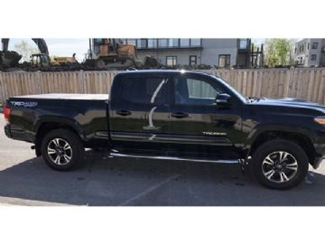 2017 TOYOTA TACOMA 4x4 Double Cab V6, Sport TRD, PEA Platinum 4yrs/100,000 km in Mississauga, Ontario