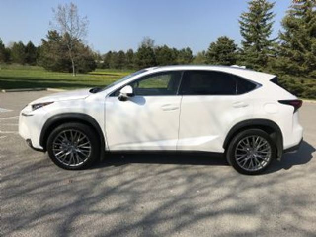2017 LEXUS NX 200T AWD w/Executive Package in Mississauga, Ontario