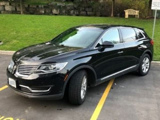 2016 LINCOLN MKX AWD Reserve in Mississauga, Ontario