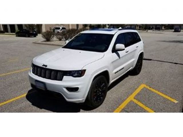 2018 JEEP GRAND CHEROKEE Altitude IV 4x4 in Mississauga, Ontario