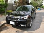 2017 Subaru Forester 2.5i Limited AWD in Mississauga, Ontario
