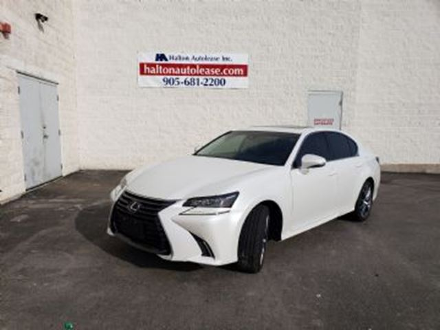 2017 LEXUS GS 350 EXECUTIVE PACKAGE in Mississauga, Ontario