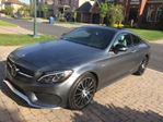2017 Mercedes-Benz C-Class AMG C 43 Coupe, biturbo, 4MATIC Premium in Mississauga, Ontario
