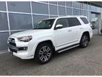 2017 Toyota 4Runner SR 5 Limited in Mississauga, Ontario