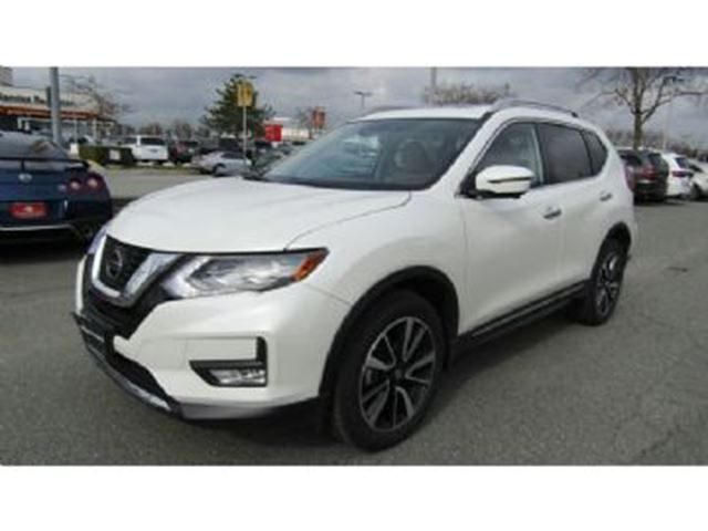 2018 NISSAN ROGUE SL  AWD   NAVI   ICC  BOSE   LEATHER, AROUND VIEW CAMERA, in Mississauga, Ontario