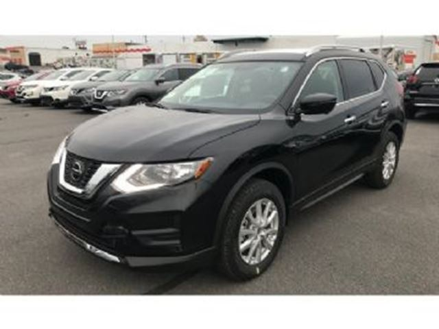 2018 NISSAN ROGUE S FWD/CVT/2.5/4CYL*CVT in Mississauga, Ontario