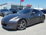 2010 Nissan 370Z 40th Anniversary Touring w/all leather,NAV,climate control,heated seats,VDC in Cambridge, Ontario