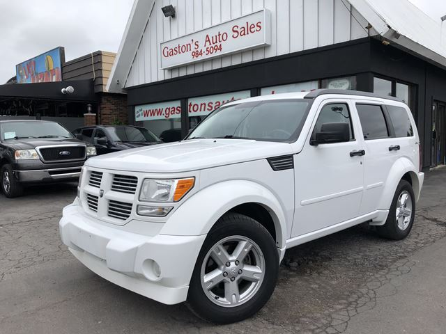2011 DODGE Nitro 4WD! BLUETOOTH! in St Catharines, Ontario