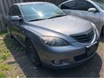 2004 Mazda MAZDA3 GS SELLING AS IS!! NICE LOCAL TRADE in St Catharines, Ontario