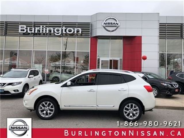 2011 NISSAN ROGUE SL, AWD, NAVIGATION, ACCIDENT FREE ! in Burlington, Ontario