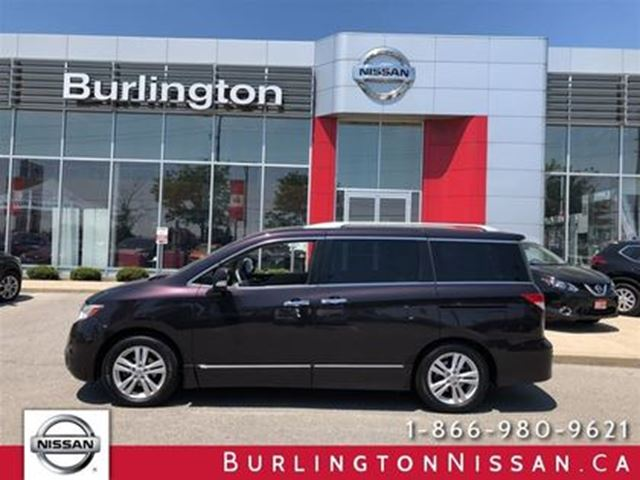 2011 NISSAN QUEST 3.5 in Burlington, Ontario