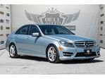 2013 Mercedes-Benz C-Class C300 4MATIC~NAVI~LEATHER~SUNROOF~AWD in Toronto, Ontario