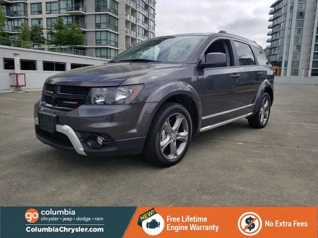 2017 DODGE JOURNEY CROSSRD in Richmond, British Columbia