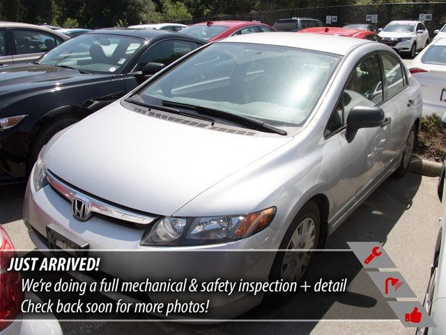 2007 HONDA CIVIC DX-G in Port Moody, British Columbia