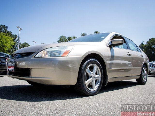 2004 HONDA ACCORD EX-L in Port Moody, British Columbia