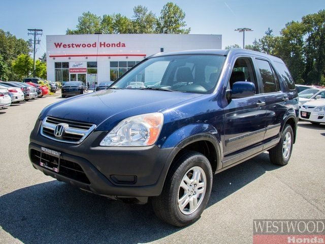 2003 HONDA CR-V EX in Port Moody, British Columbia
