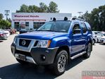 2015 Nissan Xterra PRO-4X in Port Moody, British Columbia