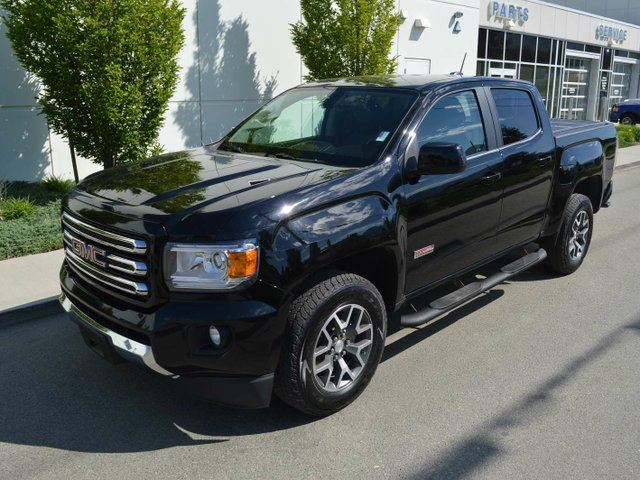 2017 GMC Canyon SLE 4x4 Crew Cab 6 ft. box 140.5 in. WB in Kamloops, British Columbia