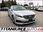 2016 Hyundai Sonata Sport Tech+GPS+Pano Roof+Camera+Apple CarPlay+XM++ in London, Ontario