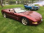 2003 Chevrolet Corvette 50TH ANNIVERSARY Only 59900  km in Perth, Ontario