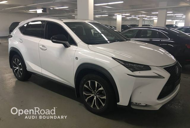 2016 LEXUS NX 200T AWD 4dr NO ACCIDENTS  LOW KM in Vancouver, British Columbia