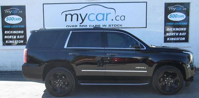 2016 GMC YUKON Denali in Richmond, Ontario