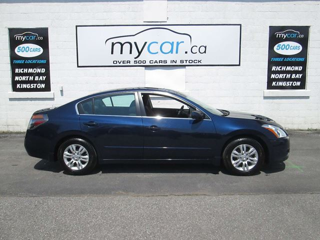 2012 NISSAN Altima 2.5 S SV, POWER SUNROOF, HEATED SEATS, ALLOY WHEELS in Richmond, Ontario