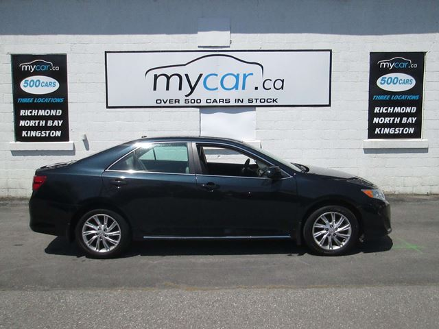 2013 TOYOTA CAMRY LE LE, BACKUP CAMERA, POWER GROUP in North Bay, Ontario