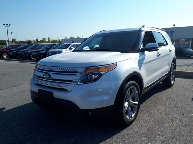 2015 FORD EXPLORER Limited in Scarborough, Ontario