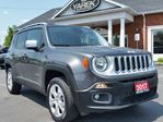 2017 Jeep Renegade Limited 4x4 in Paris, Ontario