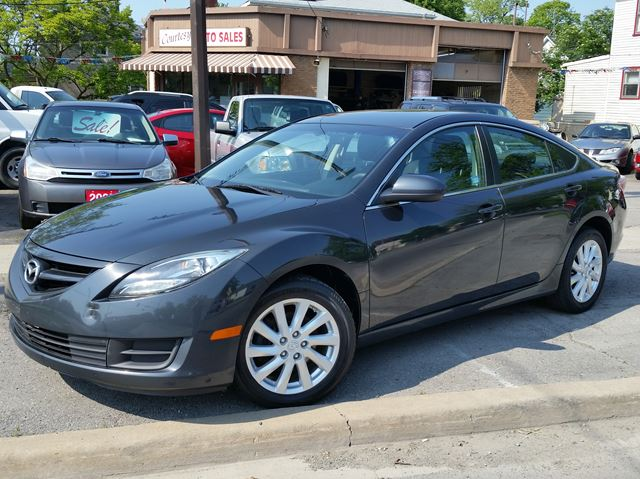 2013 MAZDA MAZDA6 GS Power Package Bluetooth in St Catharines, Ontario