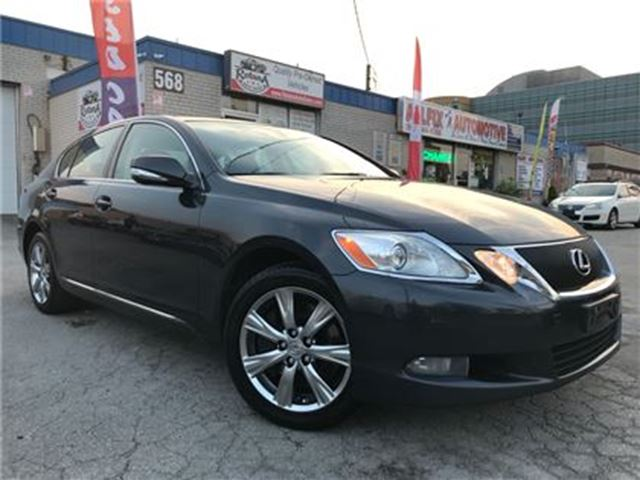 2011 Lexus GS 350 NAVI_BACKUP CAM_PANORAMIC_SUNROOF_PARKING ASSIST in Oakville, Ontario