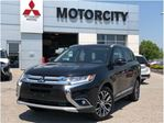 2017 Mitsubishi Outlander GT in Whitby, Ontario
