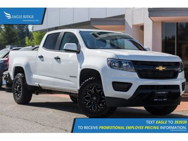 2018 CHEVROLET COLORADO WT in Coquitlam, British Columbia